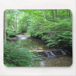 Clifty Falls Creek Mousepad