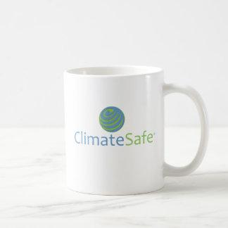 ClimateSafe Small Logo Mug