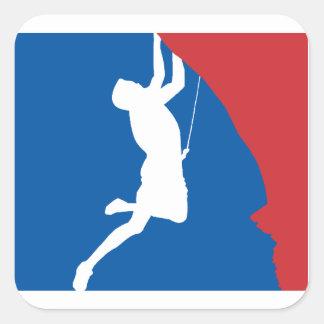 Climb (All Star) Square Sticker