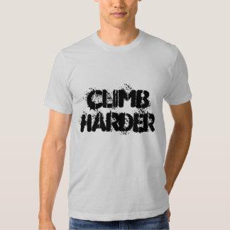 Climb Harder T-shirt