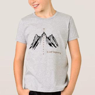 Climb Mountains T-Shirt