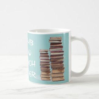 climb now teach later coffee mug