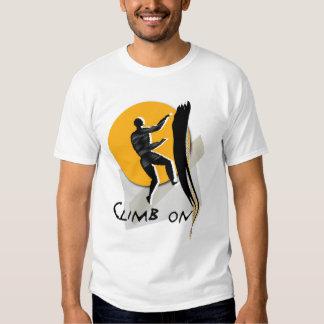 Climb On! Tee Shirt