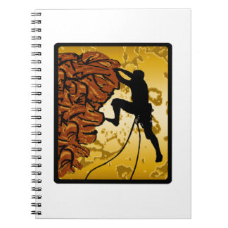 Climb Time Notebook