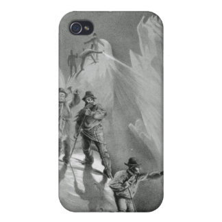 Climbing at Night, from 'Ten Scenes in the Last As iPhone 4 Case