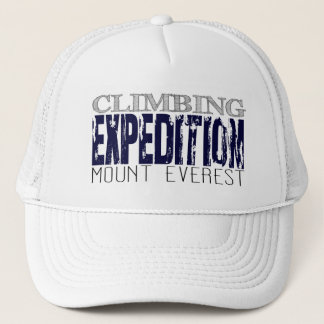 Climbing, expedition, Mount Everest Trucker Hat