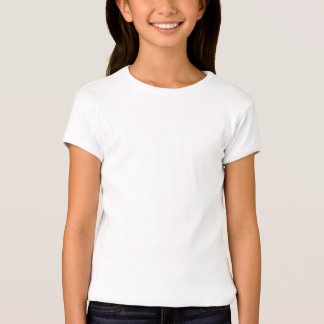 Climbing Girl by Jillcreation T-Shirt