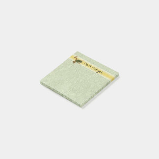 Climbing Green Frog Photograph Post-it Notes