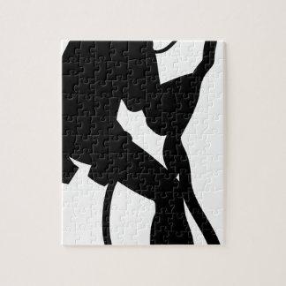 climbing jigsaw puzzle