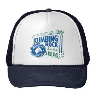 Climbing Rock (Parody) Cap
