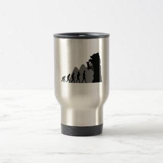 Climbing Travel Mug