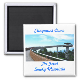 Clingmans Dome Magnet