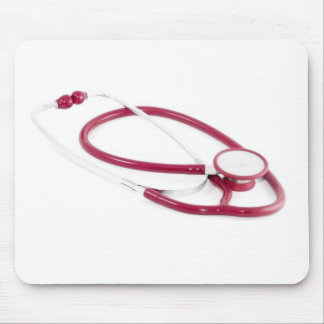 Clinical Stethoscope Mouse Pad