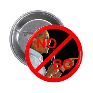 Clinto Obama No BO Button