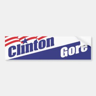 Clinton 1992 Bumper Sticker