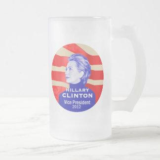 Clinton 2012 VP Mug