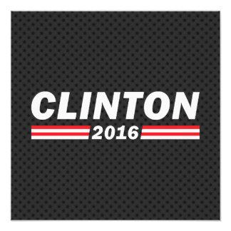 Clinton 2016 (Hillary Clinton) Photo Print