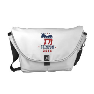 CLINTON 2016 ROCKWELL COURIER BAGS