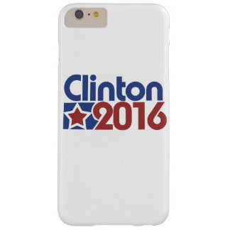 Clinton 2016 star politics barely there iPhone 6 plus case