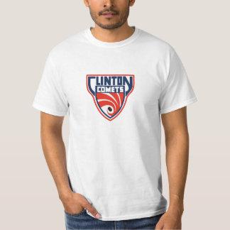 Clinton Comets - Logo T-Shirt