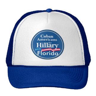 Clinton CUBANS FLORIDA Hat