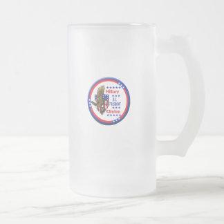 Clinton Eagle Mug