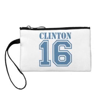 CLINTON IN 2016 CHANGE PURSES