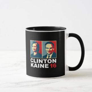 Clinton Kaine 16 - Posterized -- Mug