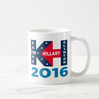 Clinton Kaine 2016 Coffee Mug
