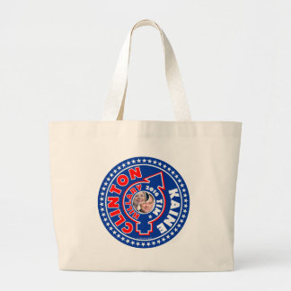 CLINTON KAINE 2016 LARGE TOTE BAG