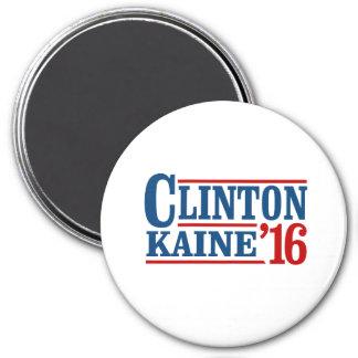 Clinton Kaine 2016 - Retro Sign - Magnet