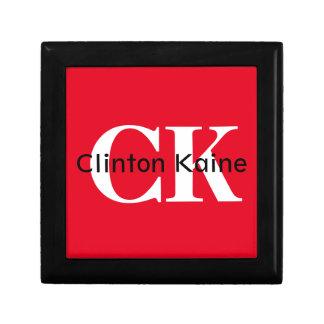 Clinton Kaine - CK 2016 Gift Box