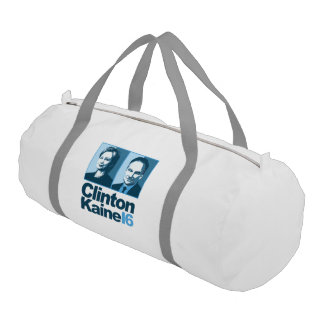 Clinton Kaine for America 2016 Gym Duffel Bag