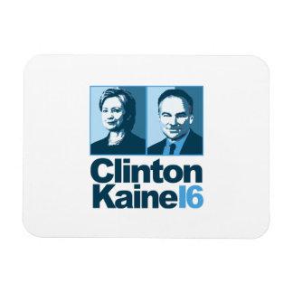 Clinton Kaine for America 2016 Rectangular Photo Magnet