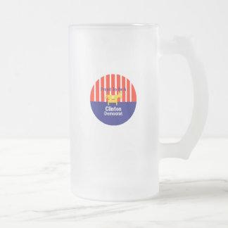 Clinton Proud Mug