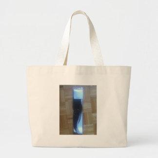 clip in hair extensions jumbo tote bag