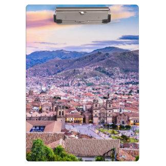 Clipboard Cusco