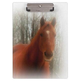 Clipboard/Horse Clipboards