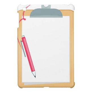 Clipboard & Pencil Case For The iPad Mini