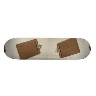 Clipboard Photo 20.6 Cm Skateboard Deck