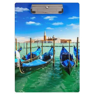 Clipboard Venice Italy