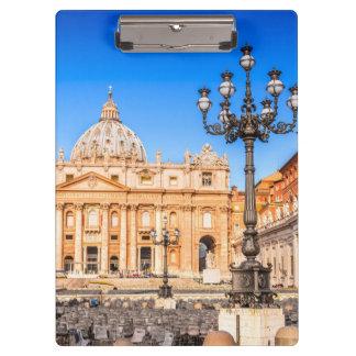 Clipboards Vatican Rome