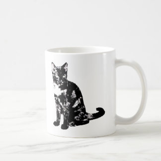 Clipped-Ear Feral Cat Coffee Mug