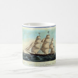 Clipper Ship Coffee Mug