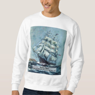 Clipper Ship Western Shore Sweatshirt
