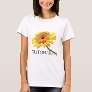 Clitoraid.org T-Shirt
