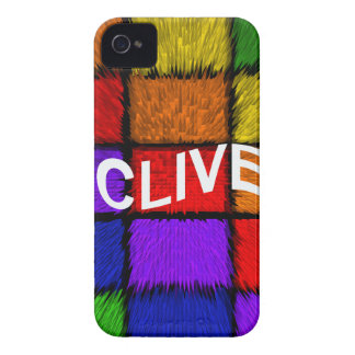 CLIVE iPhone 4 CASE