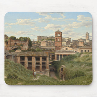 Cloaca Maxima, Rome by Christoffer Eckersberg Mouse Pad