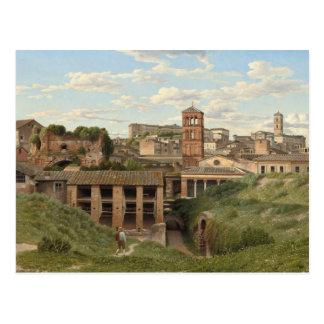 Cloaca Maxima, Rome by Christoffer Eckersberg Postcard
