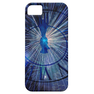 Clock #2 barely there iPhone 5 case